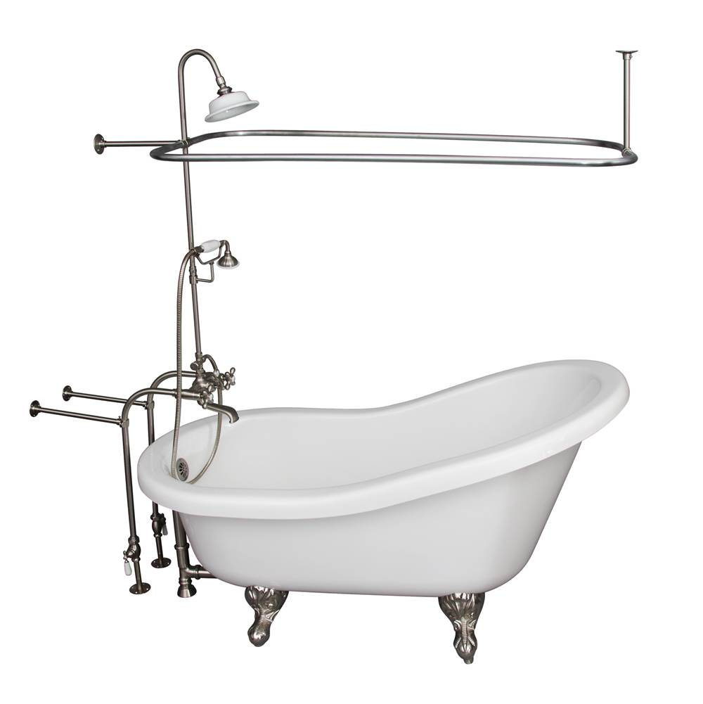 Barclay Clawfoot Soaking Tubs item TKADTS67-WBN4