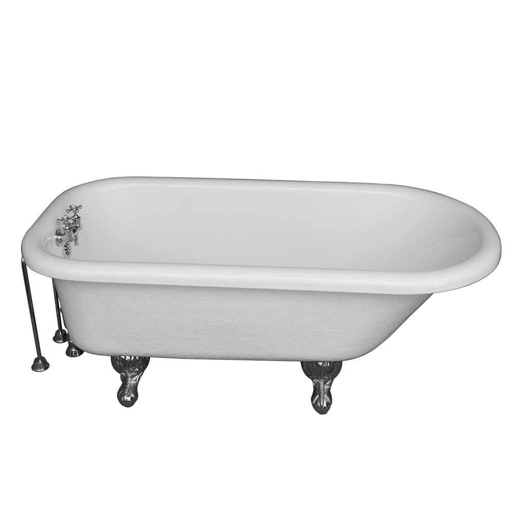 Barclay Clawfoot Soaking Tubs item TKATR60-WCP7