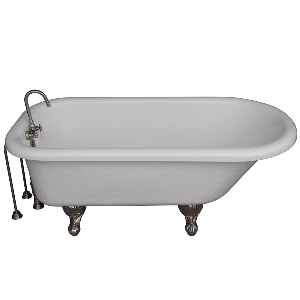 Barclay Clawfoot Soaking Tubs item TKATR67-WBN4
