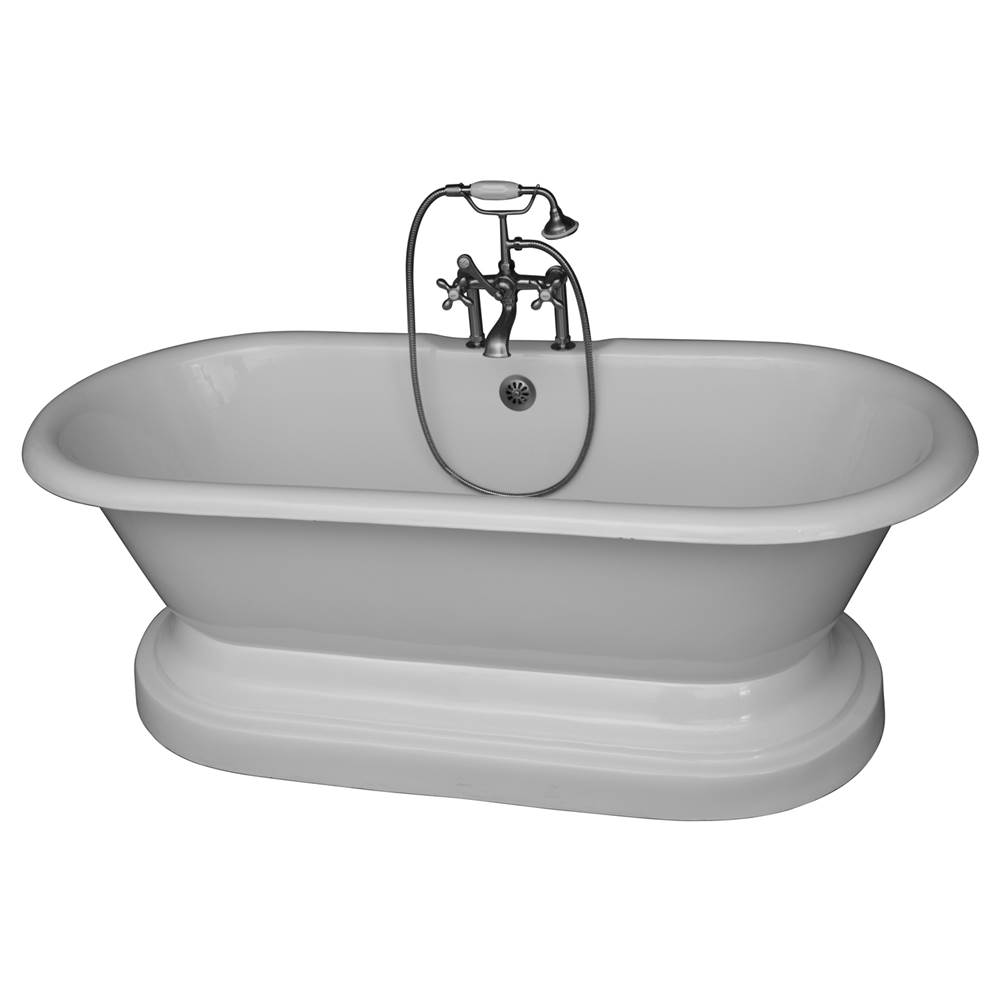 Barclay Free Standing Soaking Tubs item TKCTDRHB-SN2
