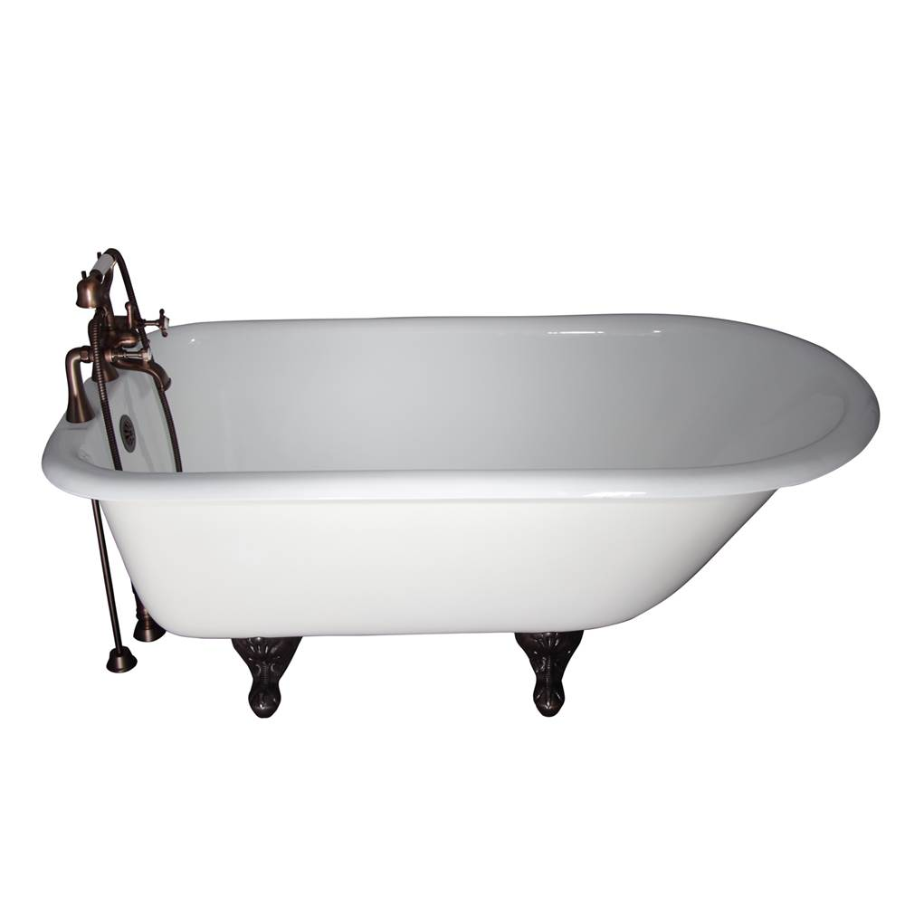 Barclay Clawfoot Soaking Tubs item TKCTR7H60-ORB7