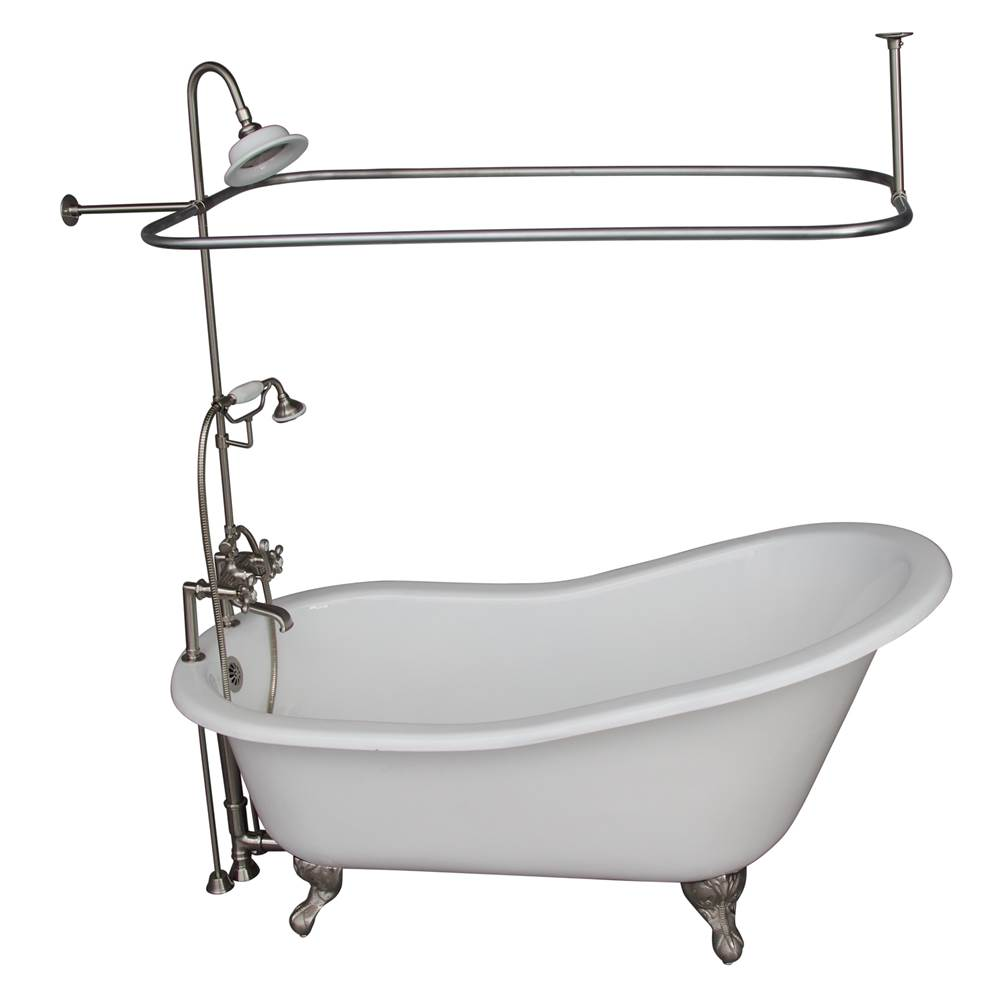 Barclay Clawfoot Soaking Tubs item TKCTSH60-SN4