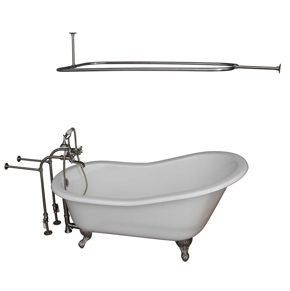 Barclay Clawfoot Soaking Tubs item TKCTSN67-BN4
