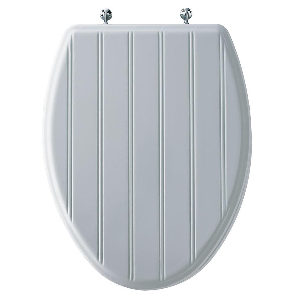 Bemis Elongated Toilet Seats item 129CP 000
