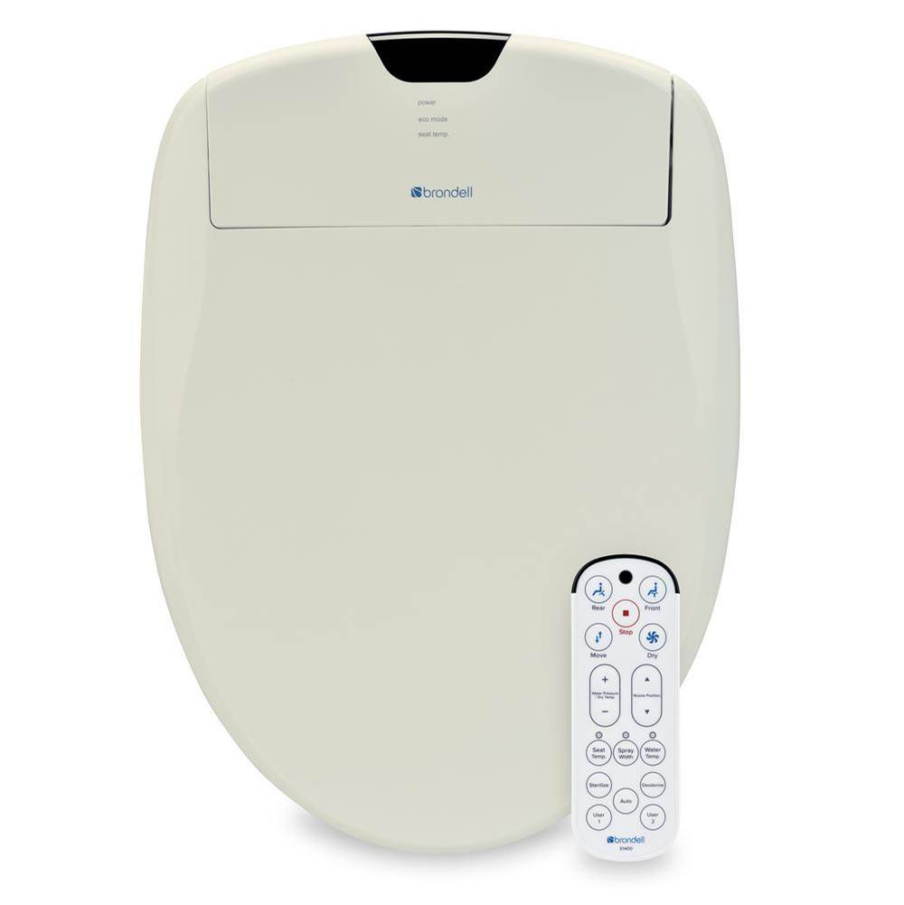 Brondell Elongated Bidet Seats item S1400-EB