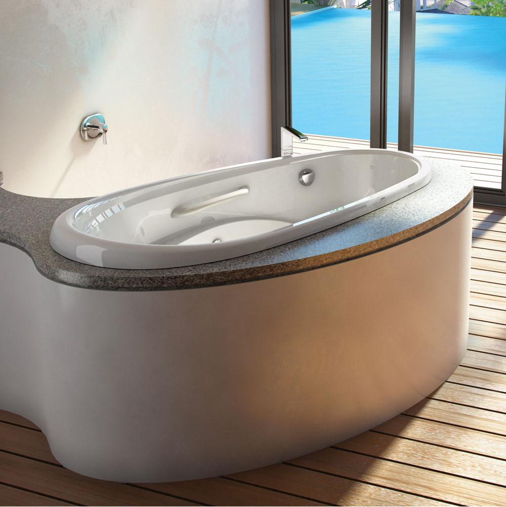Bain Ultra Drop In Air Bathtubs item AYOURA 7836