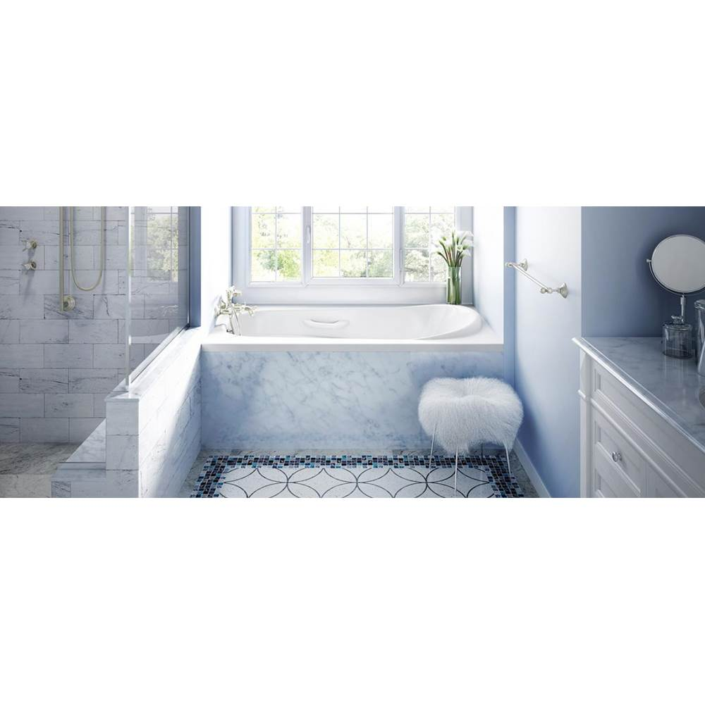 Bain Ultra Three Wall Alcove Air Bathtubs item AMMA 6636