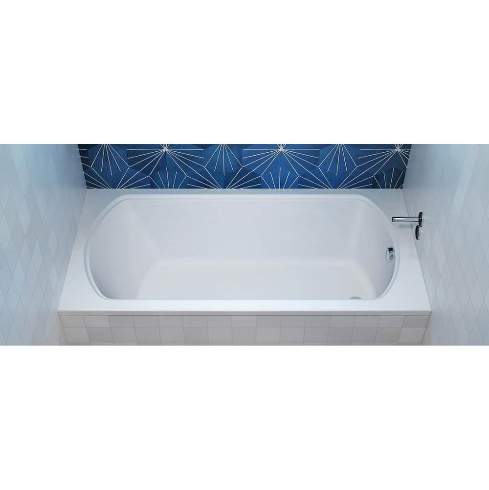 Bain Ultra Three Wall Alcove Air Bathtubs item PRO-MERIDIAN 55