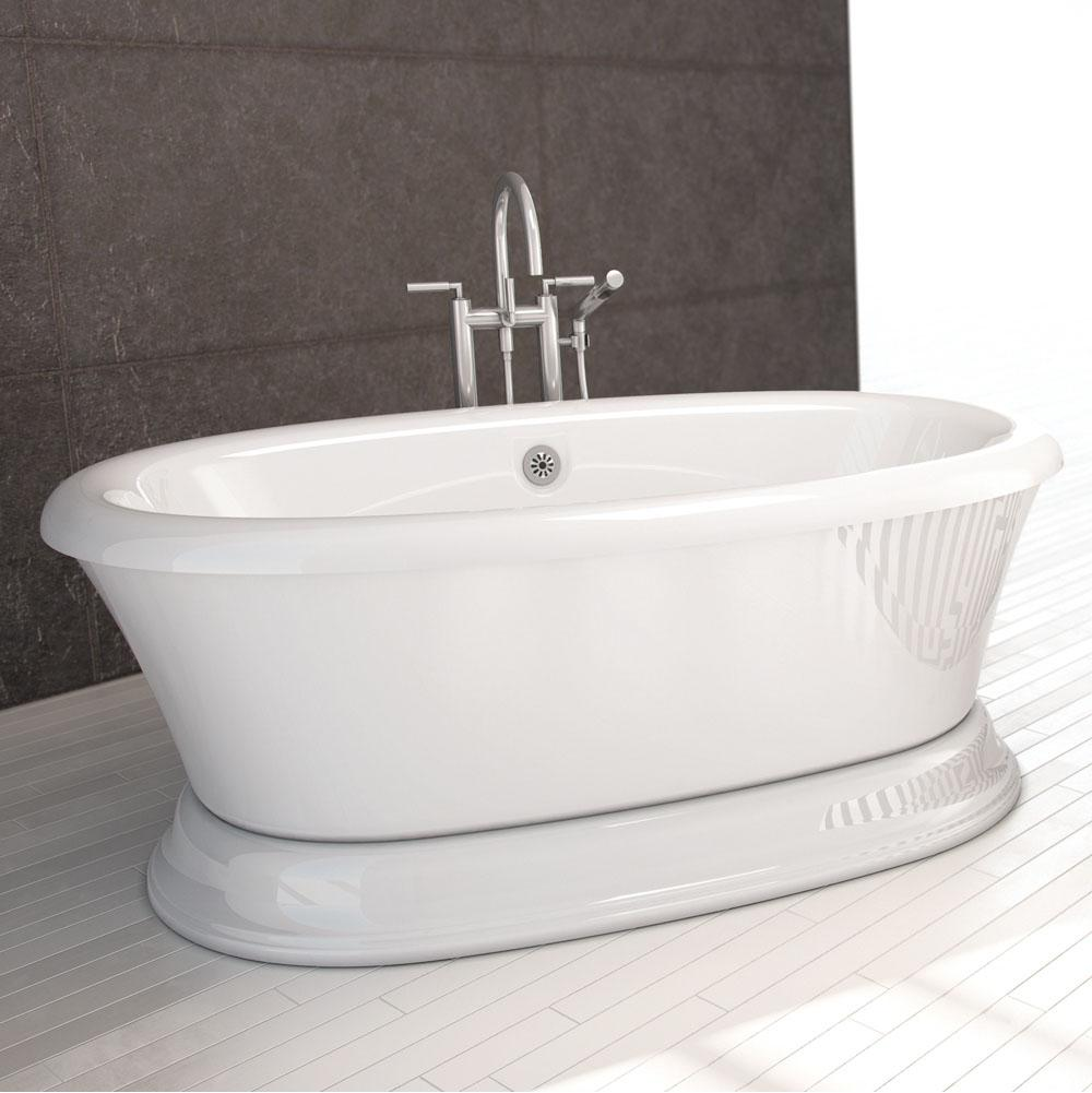 Bain Ultra Free Standing Air Bathtubs item NAOS 6636