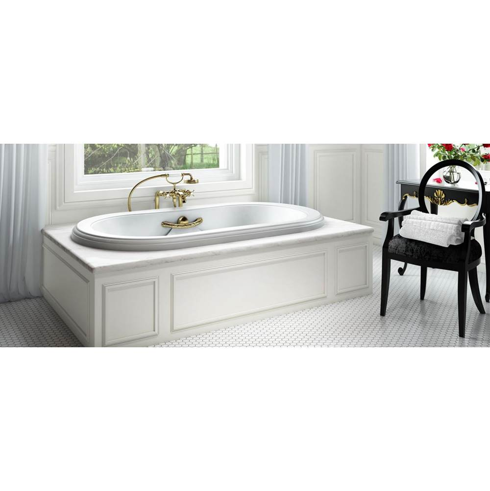 Bain Ultra Drop In Air Bathtubs item ELEGANCIA 7242