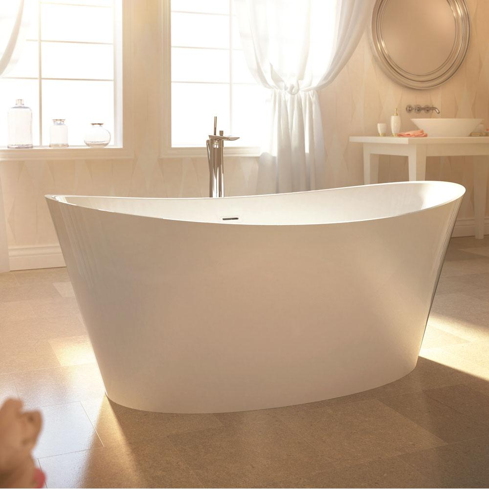 Bain ultra bathroom tubs gateway supply south carolina for Free standing air tubs