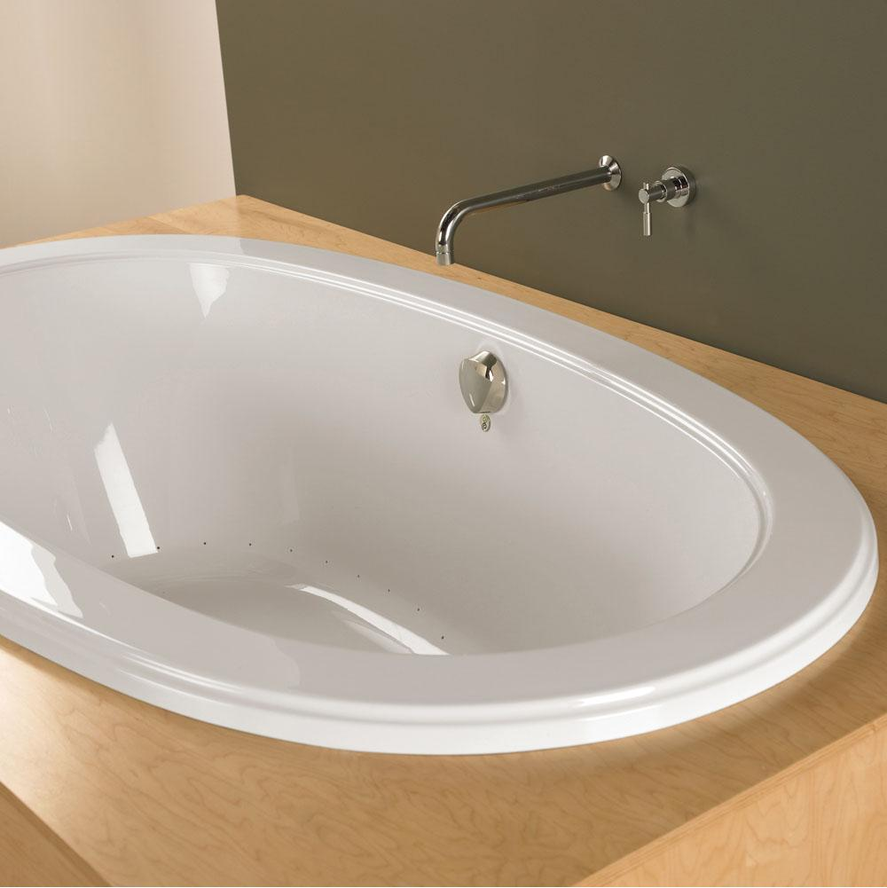Bain Ultra Drop In Air Bathtubs item ELLIPSE 6636