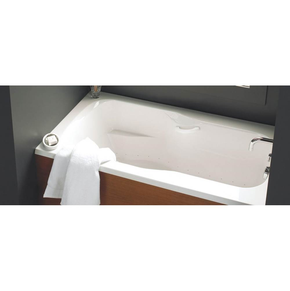 Bain Ultra Three Wall Alcove Air Bathtubs item THALASSA 50