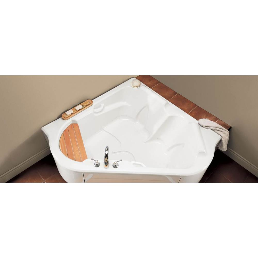 Bain Ultra Corner Air Bathtubs item TMU 6060