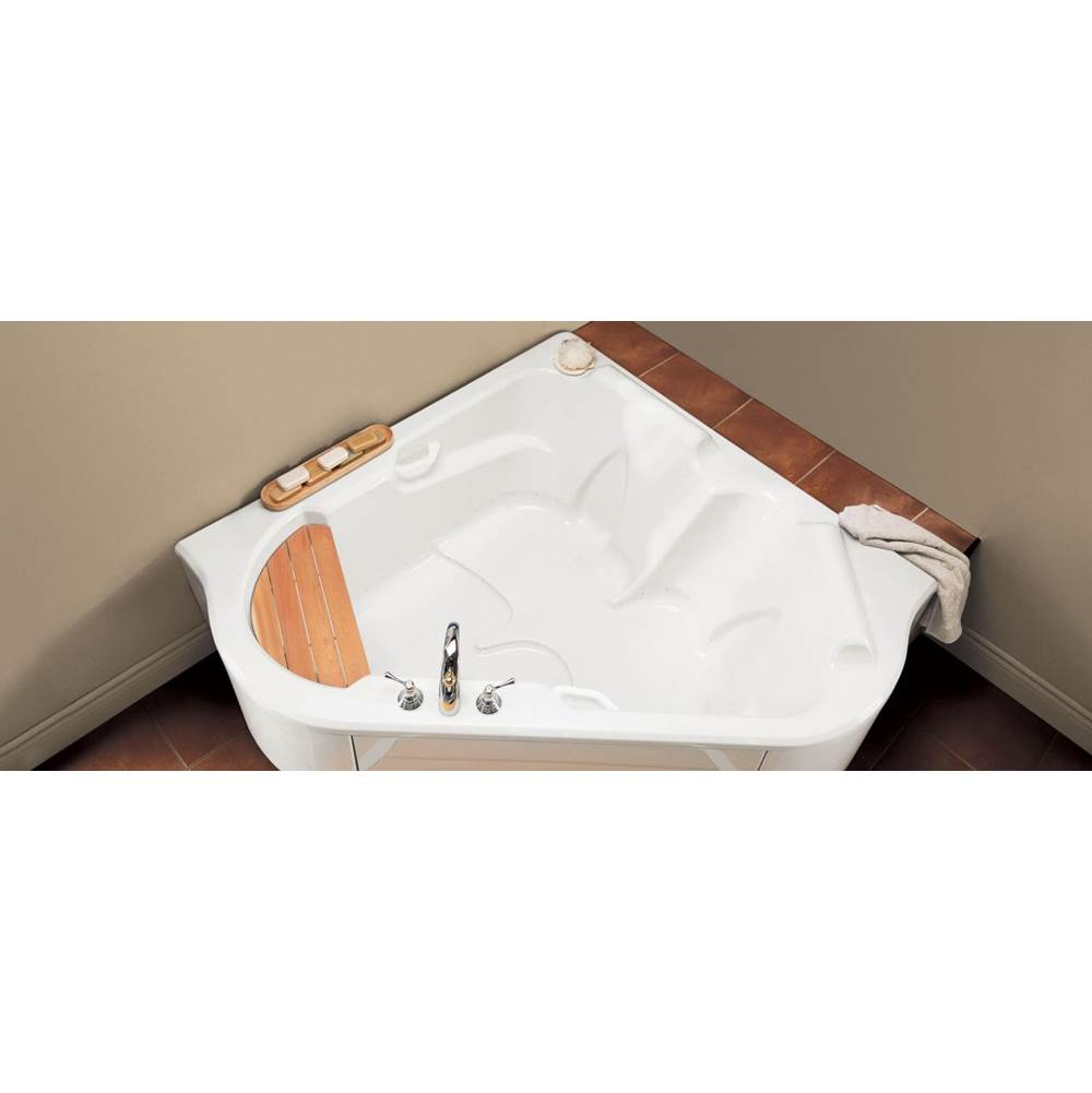 Bain Ultra Corner Air Bathtubs item TMU 5454
