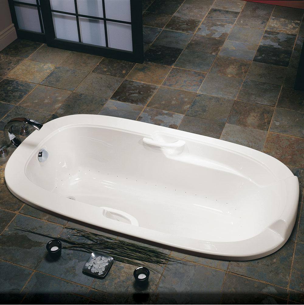 Bain Ultra Drop In Air Bathtubs item OVAL PLUS