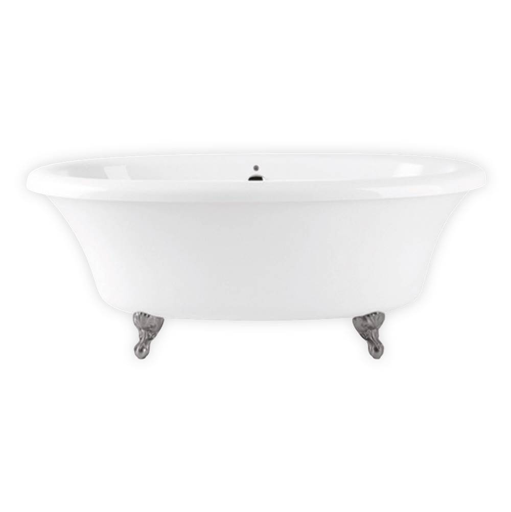 Bain Ultra Free Standing Air Bathtubs item BBCLOFP0T-02