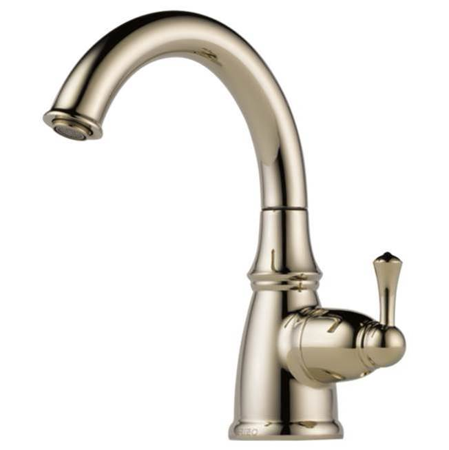Brizo Single Hole Kitchen Faucets item 61310LF-PN