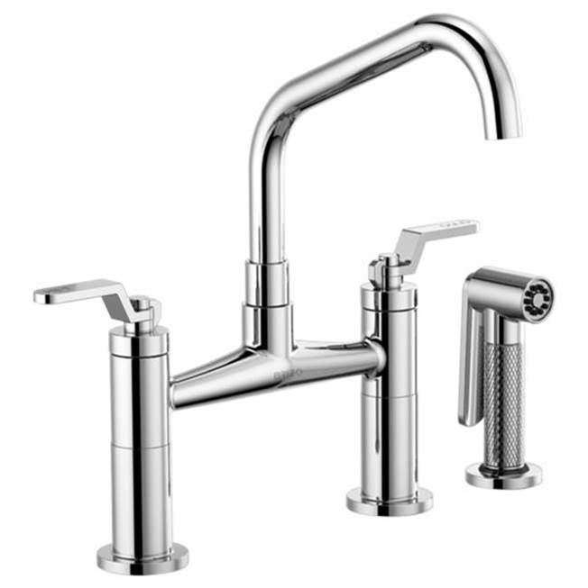 Brizo Bridge Kitchen Faucets item 62564LF-PC