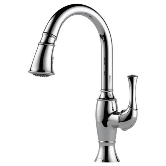 Brizo Single Hole Kitchen Faucets item 63003LF-PC