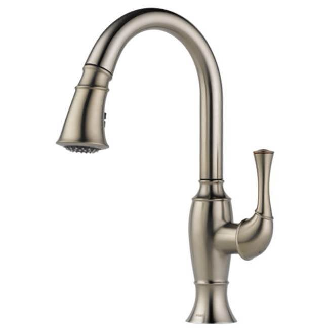 Brizo Single Hole Kitchen Faucets item 63003LF-SS
