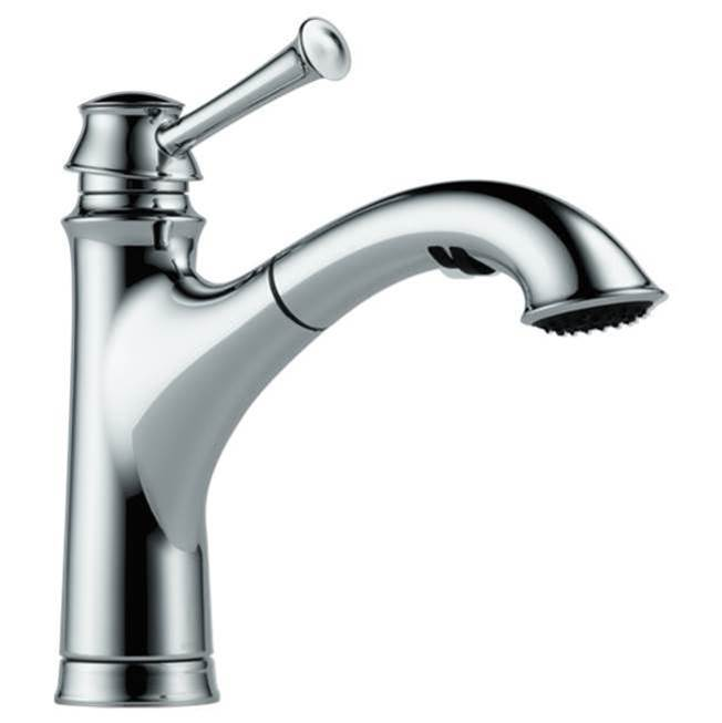 Brizo Single Hole Kitchen Faucets item 63005LF-PC