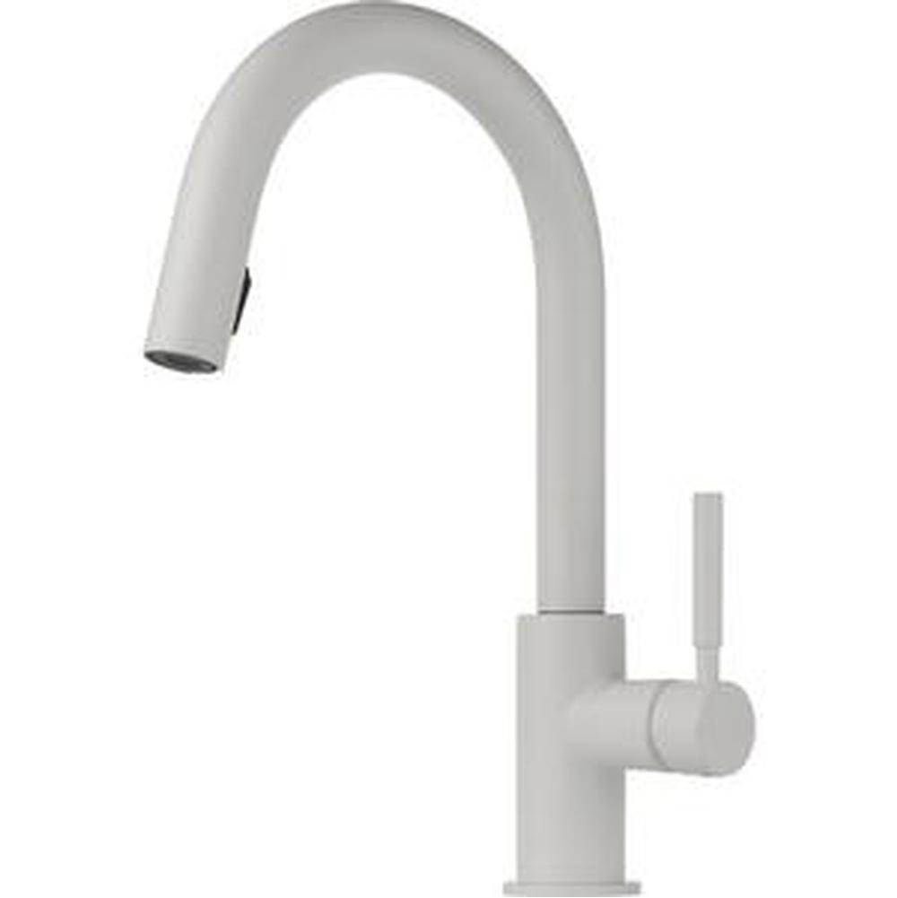 Brizo Single Hole Kitchen Faucets item 63020LF-MW-ECO