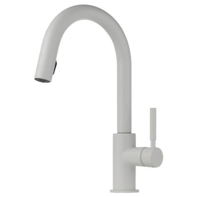 Brizo Single Hole Kitchen Faucets item 63020LF-MW