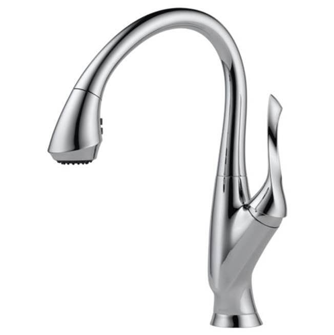 Brizo Single Hole Kitchen Faucets item 63052LF-PC