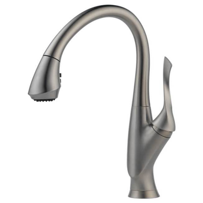 Brizo Single Hole Kitchen Faucets item 63052LF-SS