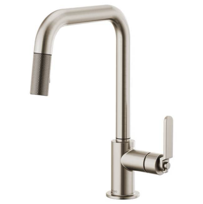 Brizo Retractable Faucets Kitchen Faucets item 63054LF-SS