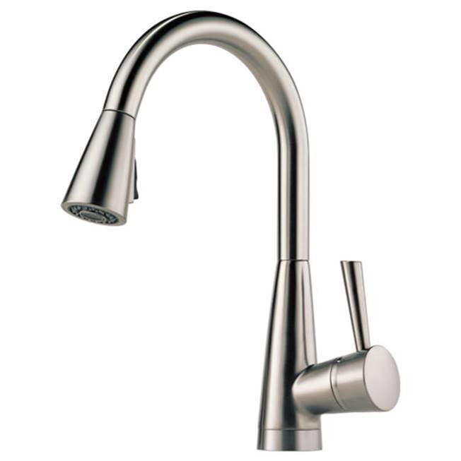 Brizo Single Hole Kitchen Faucets item 63070LF-SS