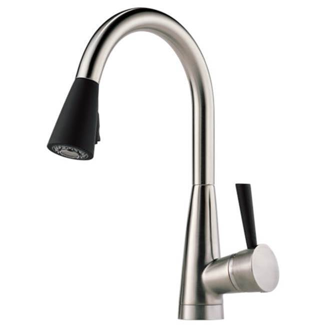 Brizo Single Hole Kitchen Faucets item 63070LF-SSST