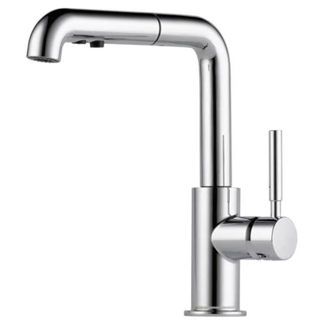 Brizo Single Hole Kitchen Faucets item 63220LF-PC