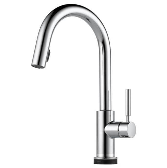 Brizo Single Hole Kitchen Faucets item 64020LF-PC