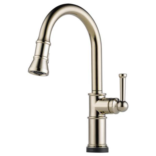 Brizo Single Hole Kitchen Faucets item 64025LF-PN