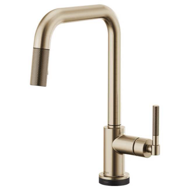 Brizo Retractable Faucets Kitchen Faucets item 64053LF-GL