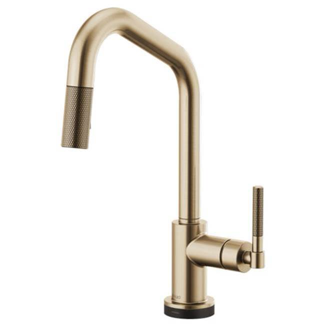 Brizo Retractable Faucets Kitchen Faucets item 64063LF-GL