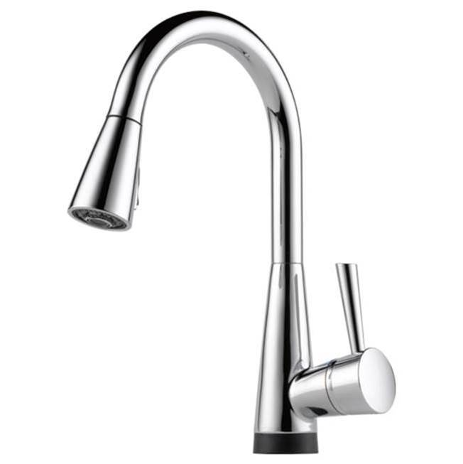 Brizo Single Hole Kitchen Faucets item 64070LF-PC
