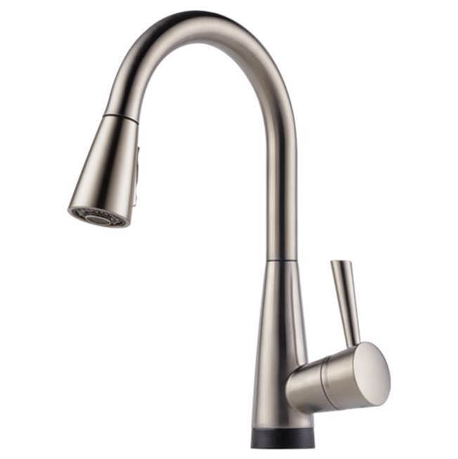 Brizo Single Hole Kitchen Faucets item 64070LF-SS