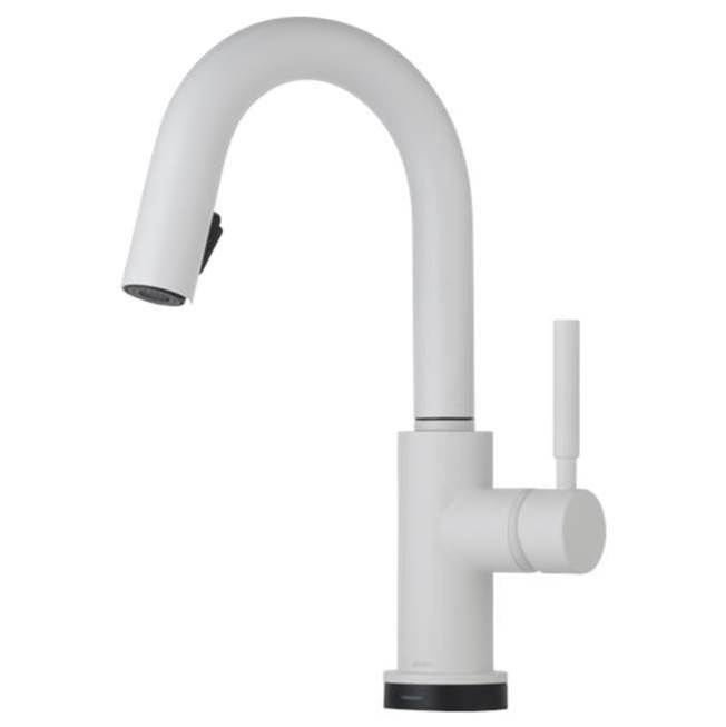 Brizo Single Hole Kitchen Faucets item 64920LF-MW