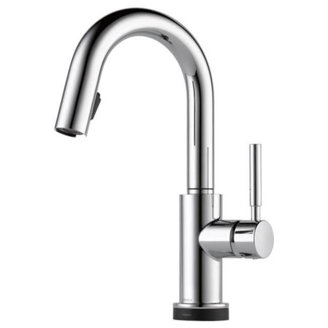 Brizo Single Hole Kitchen Faucets item 64920LF-PC