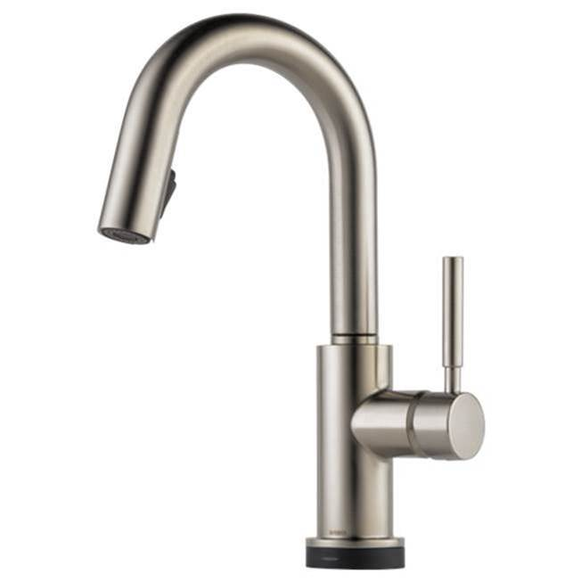 Brizo Single Hole Kitchen Faucets item 64920LF-SS