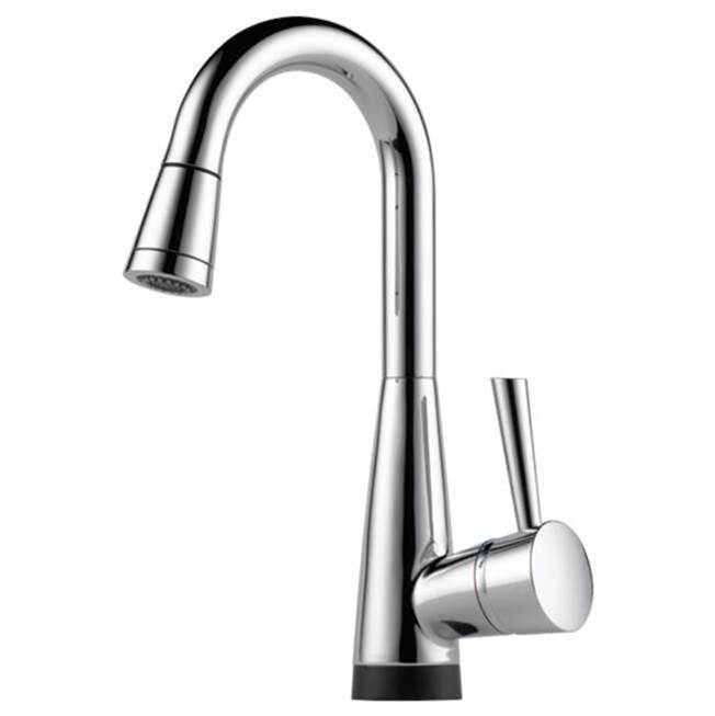 Brizo Single Hole Kitchen Faucets item 64970LF-PC