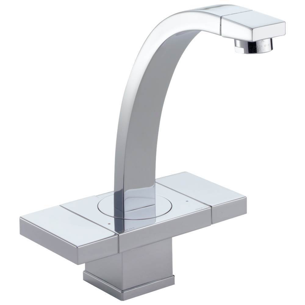 Brizo Centerset Bathroom Sink Faucets item 65172LF-PC-ECO