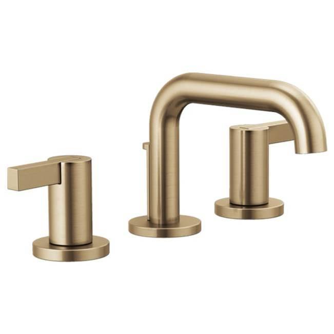 Brizo Bathroom Faucets Bathroom Sink Faucets Widespread Gold Tones ...