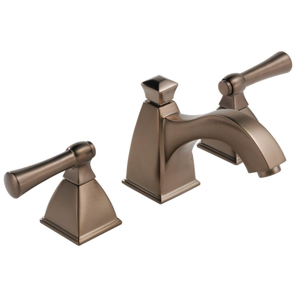 Brizo Widespread Bathroom Sink Faucets item 65340LF-BZ-ECO