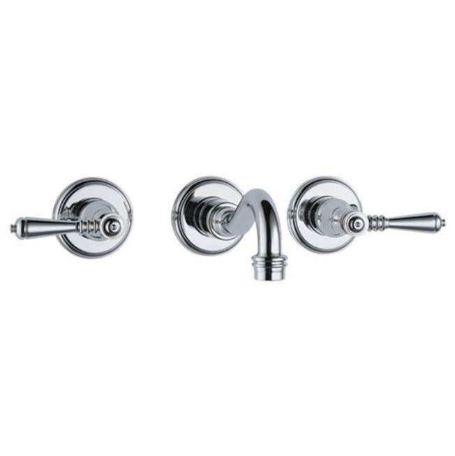 Brizo Wall Mounted Bathroom Sink Faucets item 65836LF-PC