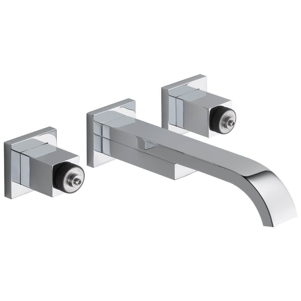 Brizo Wall Mounted Bathroom Sink Faucets item 65880LF-PCLHP-ECO