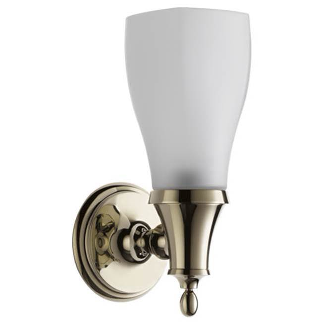 Brizo One Light Vanity Bathroom Lights item 697085-PN